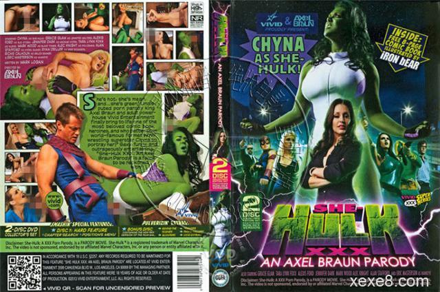 女绿巨人成人版